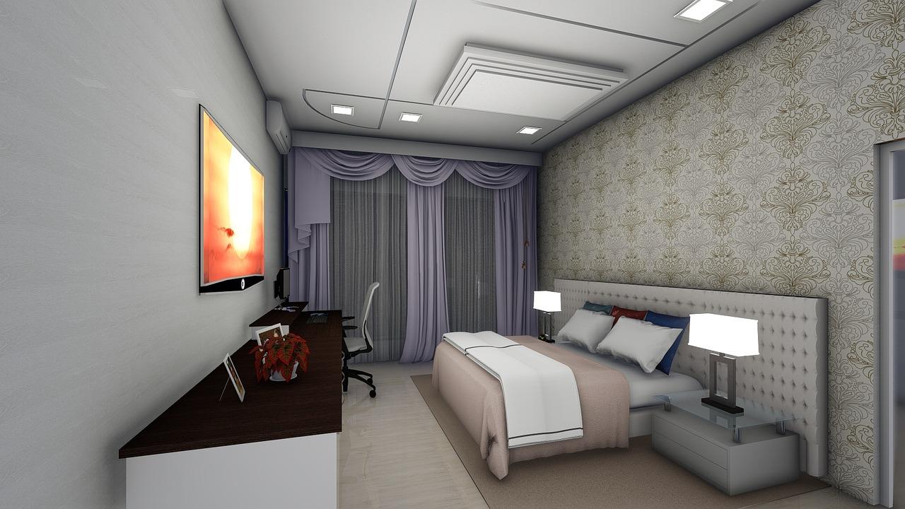 Beleuchtung-Schlafzimmer